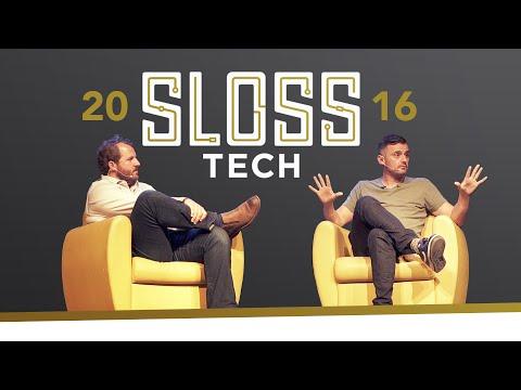 SlossTech Gary Vaynerchuk Fireside Chat | Alabama 2016