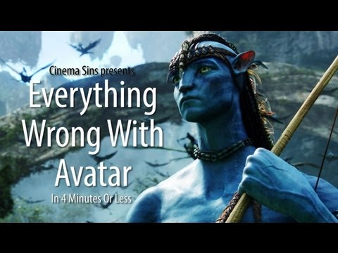 Xxx Mp4 Everything Wrong With Avatar In 4 Minutes Or Less 3gp Sex