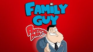 American Dad References in Family Guy
