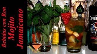 Cómo hacer el Mojito Jamaicano - Bebidas con Ron