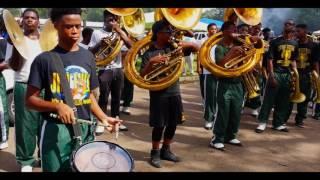 Jim Hill High School Band Playing