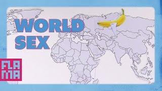 World's Horniest Countries: Whiteboard Wisdom