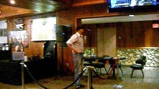 My Brother singing Shameless by Garth Brooks- So AMAZING!