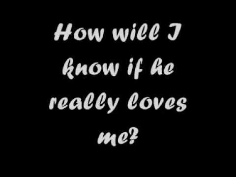 Download Whitney Houston - How Will I Know (Lyrics) free