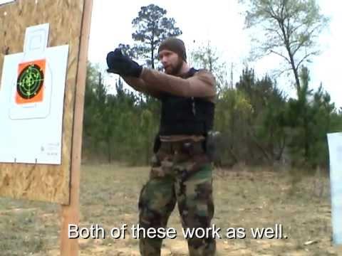 Pistol Barricade Drills