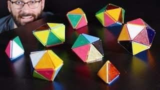 How to Make Every Strictly-Convex Deltahedron