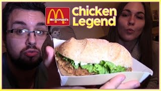 McDonald's Chicken Legend Review
