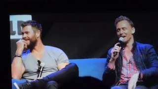 Kiss, Marry, Kill with Thor & Loki (Chris Hemsworth, Tom Hiddleston)