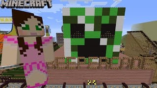 Minecraft: Notch Land - CREEPER ARCADE MINI-GAMES [1]