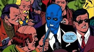 Watchmen Motion Comic - Chapter 3