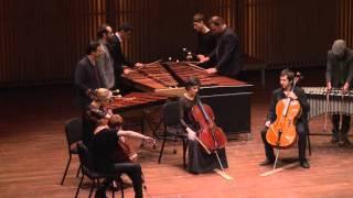 Cello Biënnale Amsterdam 2016: Steve Reich played by Slagwerk Den Haag & Biënnale Band