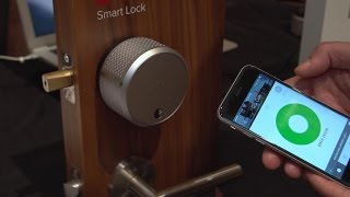 August is close to shipping its smart doorbell and second-generation smart lock