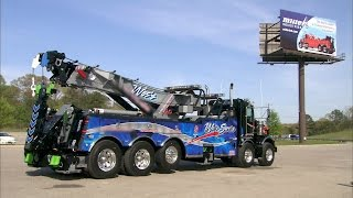 Large Tow Trucks | How It