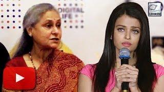 Aishwarya Rai INSULTED By Jaya Bachchan For Ae Dil Hai Mushkil? | LehrenTV