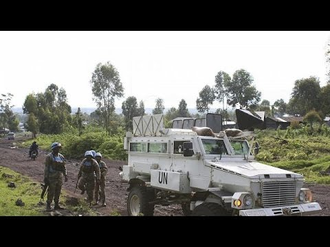 Xxx Mp4 UN Maintains Its 20 000 Troops In The DRC 3gp Sex
