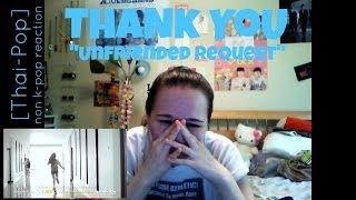 [Reaction][Thai-Pop] Thank You-
