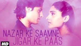 Nazar Ke Samne Jigar Ke Paas [Full Song] | Aashiqui | Rahul Roy, Anu Agarwal