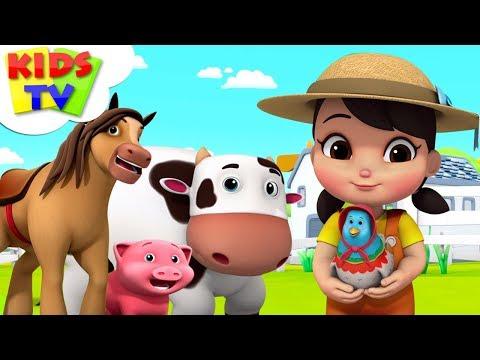 Xxx Mp4 Old Macdonald Had A Farm Boom Buddies Cartoons Videos For Children Kids TV 3gp Sex
