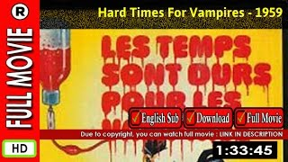 Watch Online: Uncle Was a Vampire (1959)