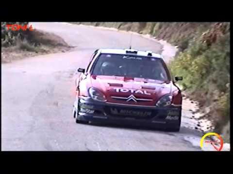 WRC Tour de Corse Rallye de France 2003
