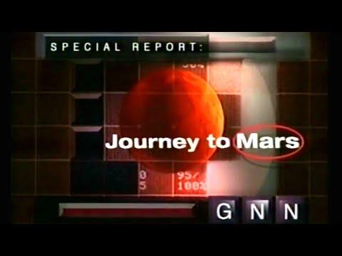 Special Report Journey to Mars 1995 TV Movie Keith Carradine Judge Reinhold Alfre Woodard