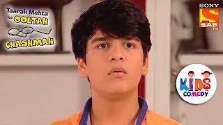 Tapu Gets Stressed Over His Parent's Argument | Tapu Sena Special | Taarak Mehta Ka Ooltah Chashmah