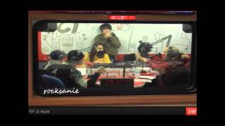 (ustream) 121213 DJ SeeAn Sound K Arirang Radio with The Boss/DGNA