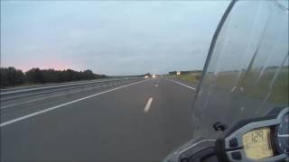 Test Action Cam PNJ CAM  AEE S70 à Moto