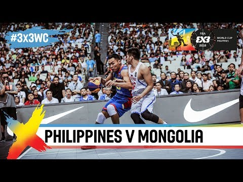 Xxx Mp4 Philippines In Tough Battle With Mongolia Full Game FIBA 3x3 World Cup 2018 3gp Sex
