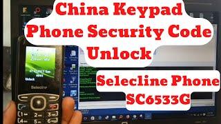 RDA COOLSAND CHINA KEYPAD PHONE VERRY EASY UNLOCK BY CM2_Selecline phone_SC6533G