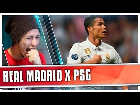 Xxx Mp4 REAGINDO À REAL MADRID X PSG AO VIVO 3gp Sex