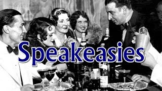 History Brief: Speakeasies