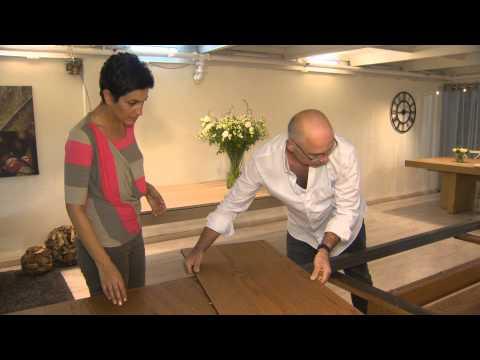 עיצוב פלוס מגיעים לגליק תעשיות רהיטים ערוץ 10