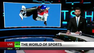 VIDEO: Olympic Gold Medalist Sets New Snowboarding Record