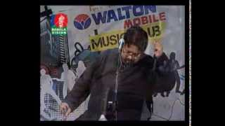 Tanveer Hossain Probal Live in Music Club on Banglavision part 2of 2