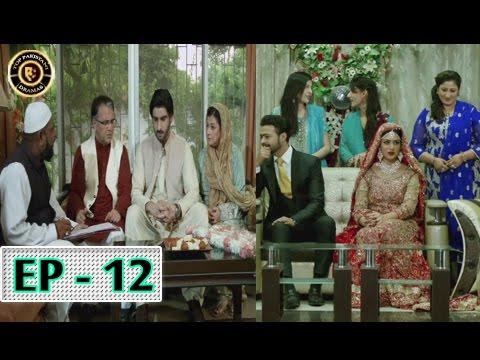 Tumhare Hain Episode 12 14th April 2017 Top Pakistani Drama