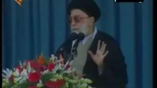 Pemimpin Iran Sayyed Ali khamenei
