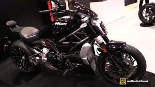 2017 Ducati xDiavel S - Walkaround - 2017 Toronto Motorcycle Show