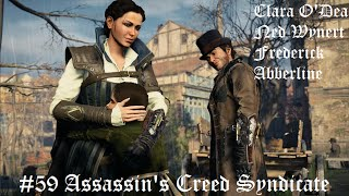 Assassin's Creed Syndicate #59 (Clara O'Dea, Ned Wynert, and Frederick Abberline)