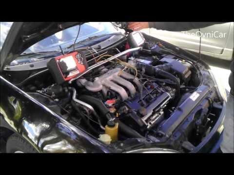 MAZDA MX-3 93 V6 O2S SIGNAL LOW