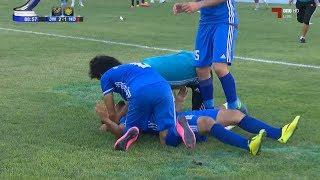 أهداف مباراة القوة الجوية 2-1 الحدود | الدوري العراقي الممتاز 2016/2017 الجولة الأخيرة