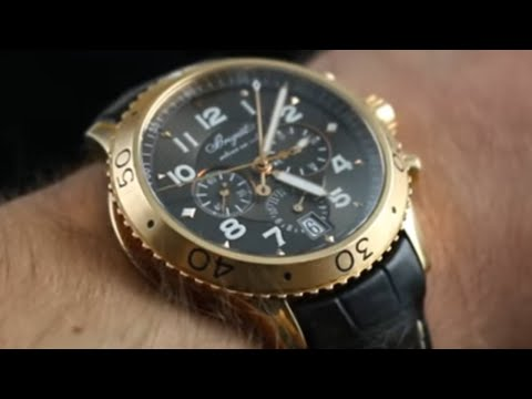 Xxx Mp4 Breguet Type XXI Flyback Chronograph Red Gold 3810BR Luxury Watch Review 3gp Sex