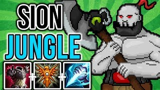 How to Sion Jungle - Sion Jungle Commentary Guide - League of Legends [Season 7]