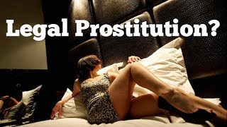 10 Places Where Prostitution is Legal
