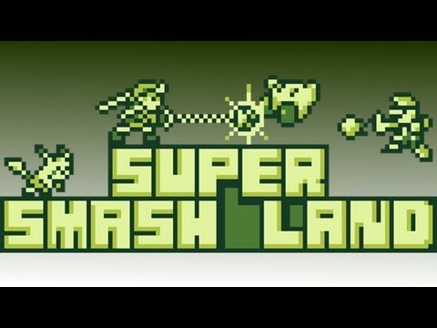 Super Smash Land Super Smash Bros. Gameboy Demake