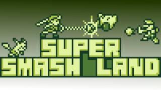 Super Smash Land - Super Smash Bros. Gameboy Demake