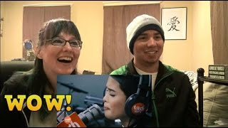 MOM & SON REACTION TO! Kyla, KZ, and Yeng cover Doo-Wop / Can't Take My Eyes Off You