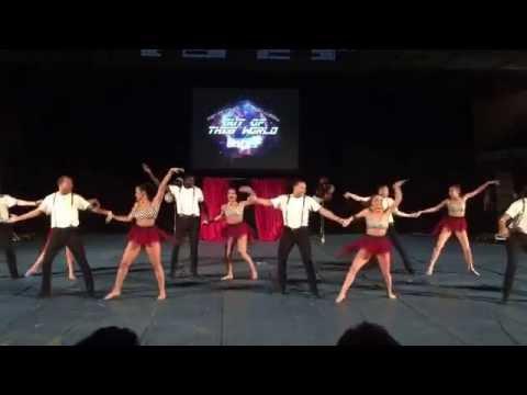 SAE and Alpha Phi lip sync dance - Greek week 2015 Champions
