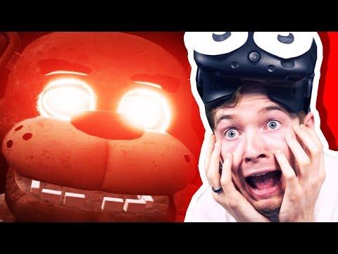 FNAF VR Fixing BROKEN Animatronics Help Wanted 4