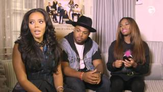 Angela Simmons Opens Up About Dame Dash Stress Comment